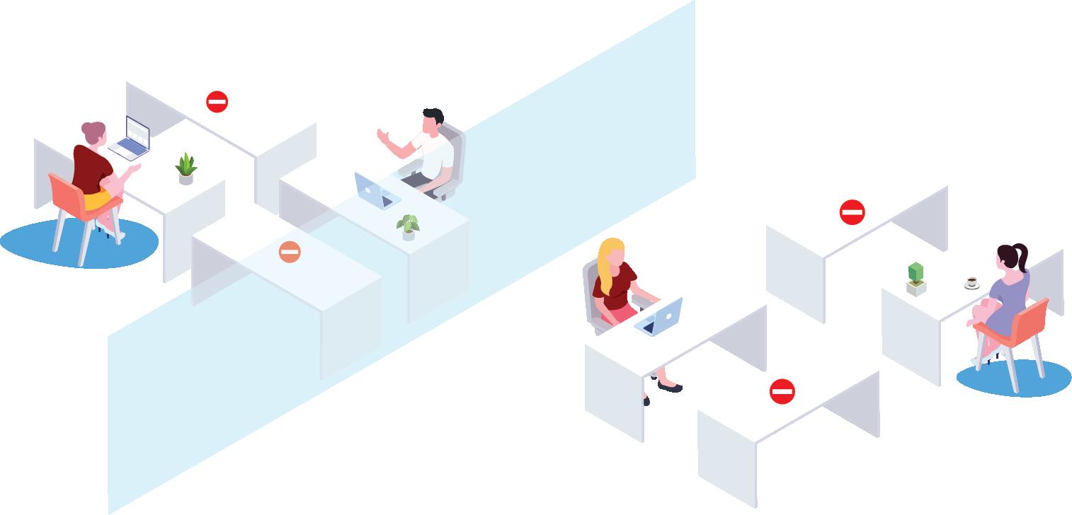 Arbeitsplatz Buchung Desk Sharing Management