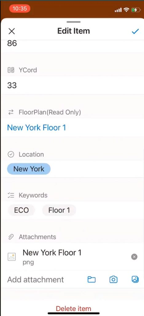 Ms Lists Mobile App Ios